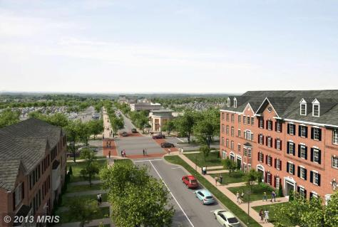 Construction Watch - Villages at Dakota Crossing (Curbed DC)