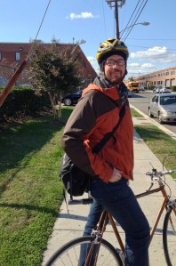 Jim Brown, Manager of Trail Development - Rails To Trails Conservancy 10/25/13