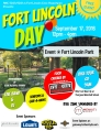 Fort Lincoln Day 2016 1st Edition