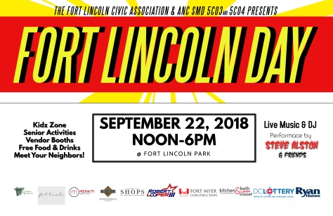 Fort Lincoln Day 2018 Flyer Final